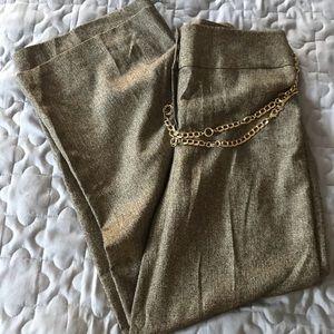 Wide leg Ann Taylor Loft pants